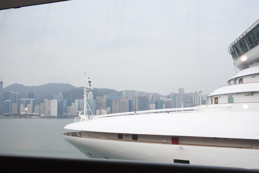 香港,,クルーズ