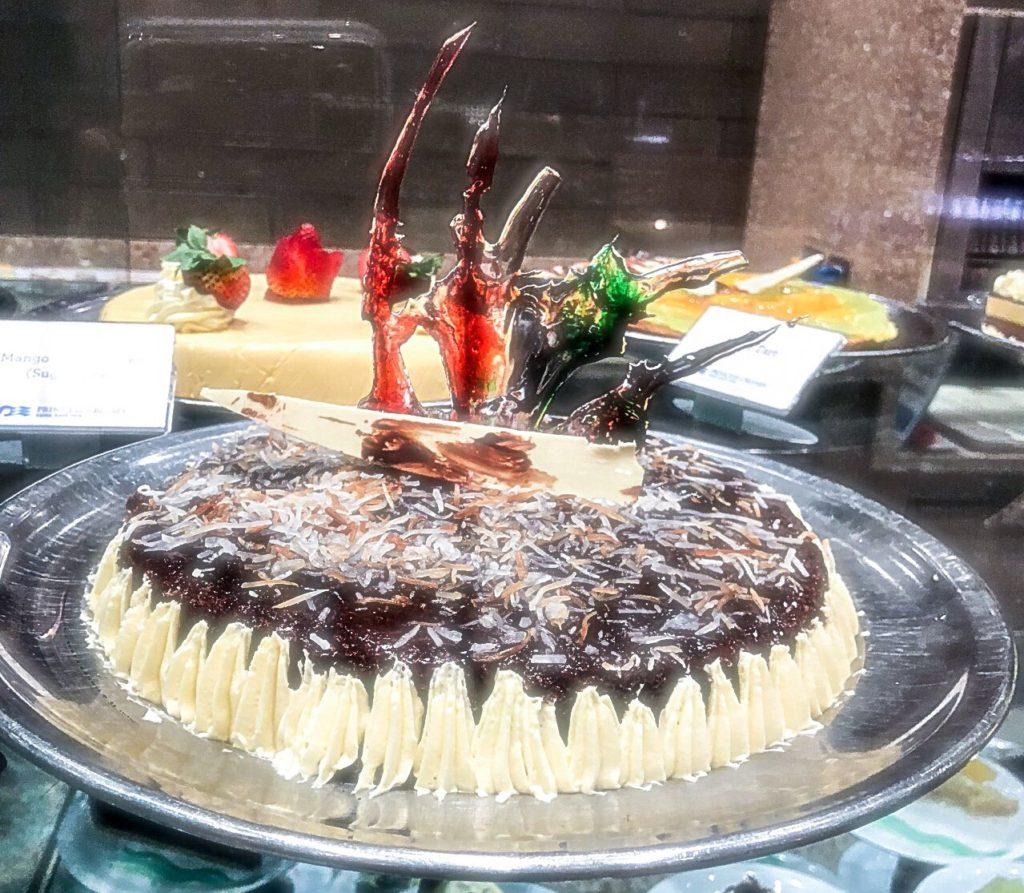 ノーマンラブのケーキ