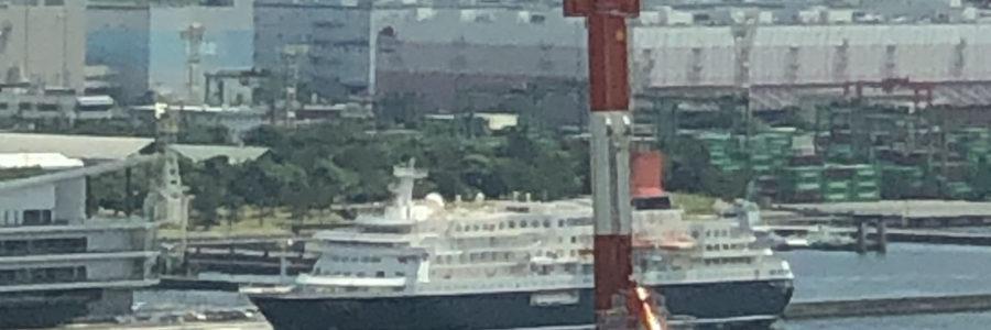 東京国際クルーズターミナル2